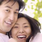 整った歯ならびは美しさと健康の源です